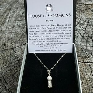 Big Ben pendant/necklace